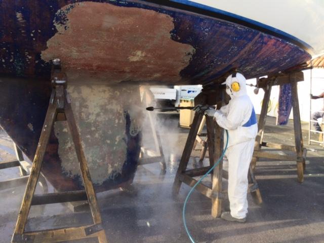 Limpieza general y de tapizados en barcos - Limpieza en general ...